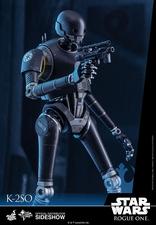 Фигурка K-2SO Hot Toys Звездные войны фотография-07.jpg