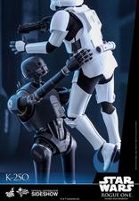 Фигурка K-2SO Hot Toys Звездные войны фотография-08.jpg