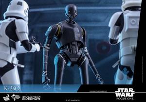 Фигурка K-2SO Hot Toys Звездные войны фотография-09.jpg