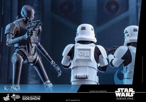 Фигурка K-2SO Hot Toys Звездные войны фотография-10.jpg