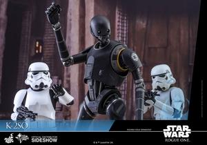Фигурка K-2SO Hot Toys Звездные войны фотография-11.jpg