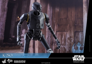 Фигурка K-2SO Hot Toys Звездные войны фотография-13.jpg