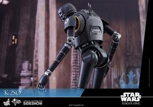 Фигурка K-2SO Hot Toys Звездные войны фотография-14.jpg