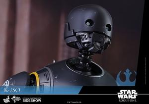 Фигурка K-2SO Hot Toys Звездные войны фотография-15.jpg