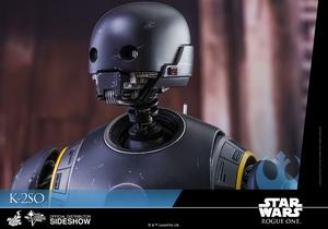 Фигурка K-2SO Hot Toys Звездные войны фотография-16.jpg