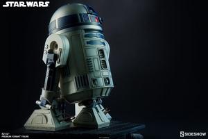 Коллекционная фигурка Р2 Д2 Sideshow Collectibles Звездные войны фотография-02.jpg