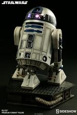 Коллекционная фигурка Р2 Д2 Sideshow Collectibles Звездные войны фотография-04.jpg