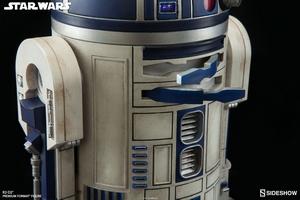 Коллекционная фигурка Р2 Д2 Sideshow Collectibles Звездные войны фотография-07.jpg