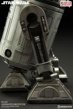 Фигурка  Р2-Д2 - непрокрашенный прототип Sideshow Collectibles Звездные войны фотография-08.jpg