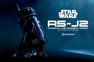 Фигурка R5-J2 Имперский астромеханический дроид Sideshow Collectibles Звездные войны фотография-01.jpg