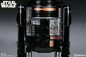 Фигурка R5-J2 Имперский астромеханический дроид Sideshow Collectibles Звездные войны фотография-09.jpg
