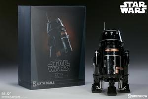 Фигурка R5-J2 Имперский астромеханический дроид Sideshow Collectibles Звездные войны фотография-13.jpg