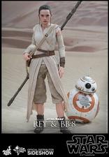 Наборы из фигурок Рэй и BB-8 Hot Toys Звездные войны фотография-01.jpg