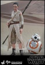 Наборы из фигурок Рэй и BB-8 Hot Toys Звездные войны фотография-02.jpg