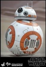 Наборы из фигурок Рэй и BB-8 Hot Toys Звездные войны фотография-05.jpg
