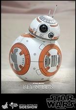 Наборы из фигурок Рэй и BB-8 Hot Toys Звездные войны фотография-06.jpg