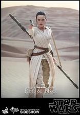 Наборы из фигурок Рэй и BB-8 Hot Toys Звездные войны фотография-07.jpg
