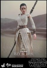 Наборы из фигурок Рэй и BB-8 Hot Toys Звездные войны фотография-08.jpg