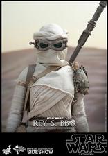 Наборы из фигурок Рэй и BB-8 Hot Toys Звездные войны фотография-10.jpg