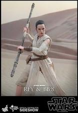 Наборы из фигурок Рэй и BB-8 Hot Toys Звездные войны фотография-11.jpg