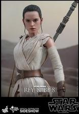 Наборы из фигурок Рэй и BB-8 Hot Toys Звездные войны фотография-12.jpg