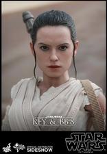 Наборы из фигурок Рэй и BB-8 Hot Toys Звездные войны фотография-14.jpg