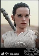 Наборы из фигурок Рэй и BB-8 Hot Toys Звездные войны фотография-15.jpg