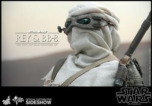 Наборы из фигурок Рэй и BB-8 Hot Toys Звездные войны фотография-17.jpg