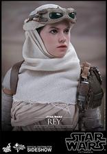 Наборы из фигурок Рэй и BB-8 Hot Toys Звездные войны фотография-19.jpg