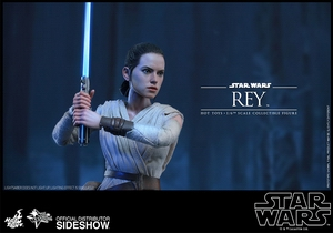 Наборы из фигурок Рэй и BB-8 Hot Toys Звездные войны фотография-22.jpg
