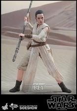 Фигурка Рэй Hot Toys Звездные войны фотография-03.jpg