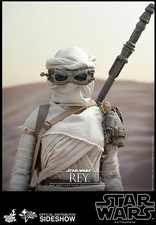 Фигурка Рэй Hot Toys Звездные войны фотография-07.jpg