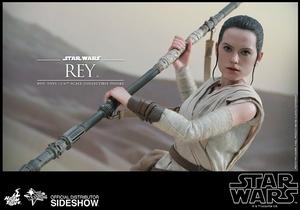 Фигурка Рэй Hot Toys Звездные войны фотография-10.jpg