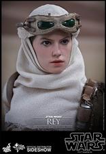 Фигурка Рэй Hot Toys Звездные войны фотография-12.jpg