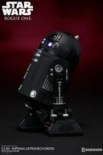 Фигурка C2-B5 Imperial Astromech Droid Sideshow Collectibles Звездные войны фотография-06.jpg