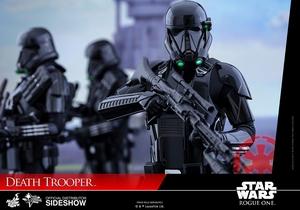 Фигурка Штурмовик смерти (Звездные войны) Hot Toys Звездные войны фотография-05.jpg