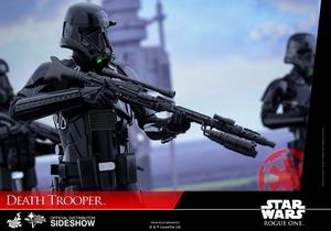 Фигурка Штурмовик смерти (Звездные войны) Hot Toys Звездные войны фотография-07.jpg