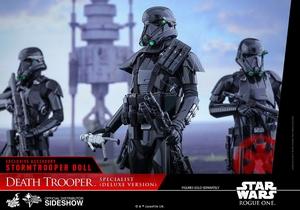 Фигурка Штурмовик смерти специалист (Звездные войныбэксклюзивная версия) Hot Toys Звездные войны фотография-09.jpg