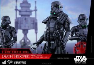 Фигурка Штурмовик смерти специалист (Звездные войныбэксклюзивная версия) Hot Toys Звездные войны фотография-10.jpg