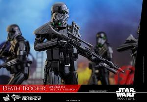 Фигурка Штурмовик смерти специалист (Звездные войныбэксклюзивная версия) Hot Toys Звездные войны фотография-11.jpg
