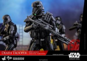 Фигурка Штурмовик смерти специалист (Звездные войныбэксклюзивная версия) Hot Toys Звездные войны фотография-13.jpg