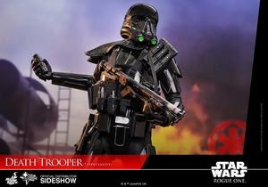 Фигурка Штурмовик смерти (Смертельный солдат , специалист, звездные войны) Hot Toys Звездные войны фотография-01.jpg