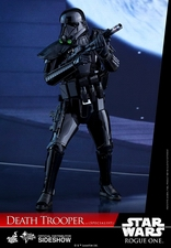 Фигурка Штурмовик смерти (Смертельный солдат , специалист, звездные войны) Hot Toys Звездные войны фотография-03.jpg