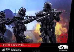 Фигурка Штурмовик смерти (Смертельный солдат , специалист, звездные войны) Hot Toys Звездные войны фотография-09.jpg