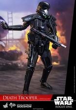 Фигурка Штурмовик смерти (Смертельный солдат , специалист, звездные войны) Hot Toys Звездные войны фотография-12.jpg