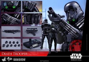 Фигурка Штурмовик смерти (Смертельный солдат , специалист, звездные войны) Hot Toys Звездные войны фотография-21.jpg