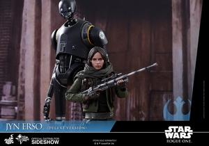 Фигурка Джин Эрсо (эксклюзивная версия) Hot Toys Звездные войны фотография-10.jpg