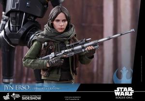 Фигурка Джин Эрсо (эксклюзивная версия) Hot Toys Звездные войны фотография-11.jpg