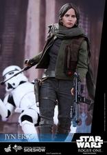 Фигурка Джин Эрсо Hot Toys Звездные войны фотография-03.jpg