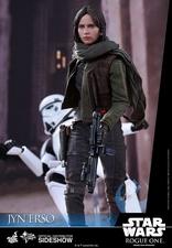 Фигурка Джин Эрсо Hot Toys Звездные войны фотография-04.jpg